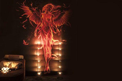 Gabinet masazu angel